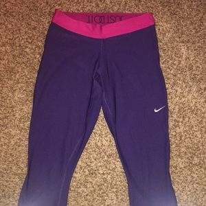 Nike Dri-Fit Leggings Size S